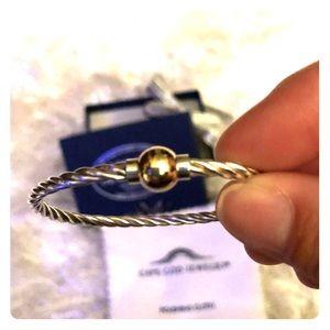 Cape Cod Twist Single Ball Bracelet